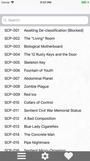 Scp Foundation Catalog On The App Store Find this pin and more on scp foundation by eris 🖤. scp foundation catalog