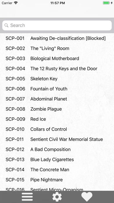 SCP Foundation Catalogのおすすめ画像4