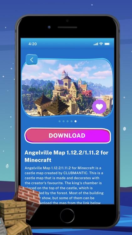 Mods Skins Maps for Minecraft screenshot-3