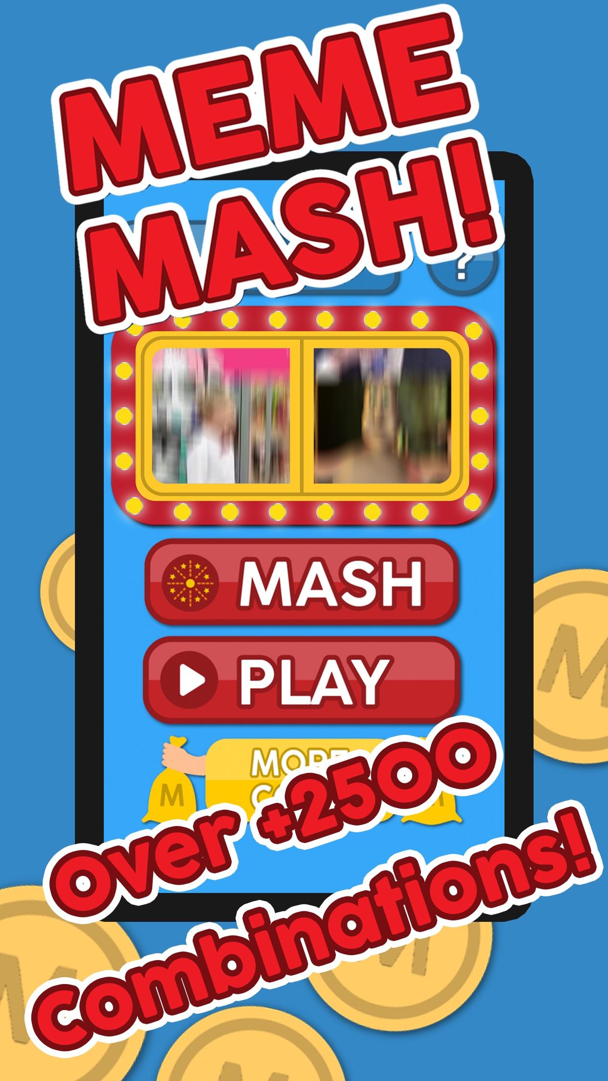 Meme Mash! - A Memes Generator Hack Online (A Shipload of ...