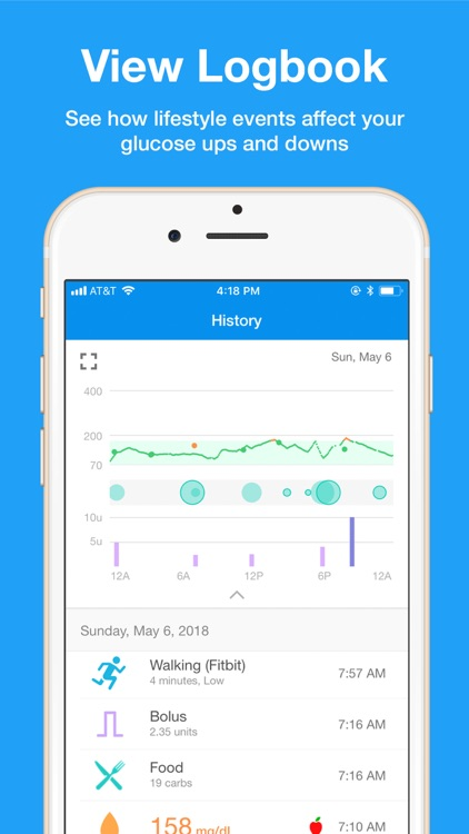 Glooko - Track Diabetes Data screenshot-3