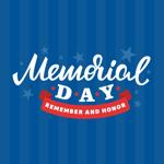 Memorial Day Greetings 2018