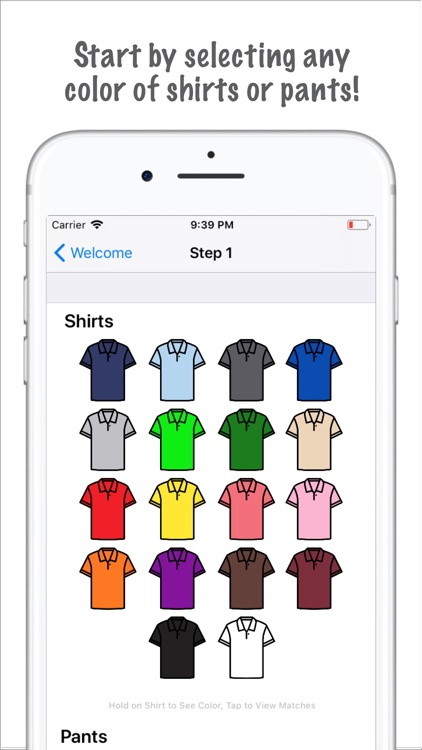 Clothes Matcher Pro screenshot-2