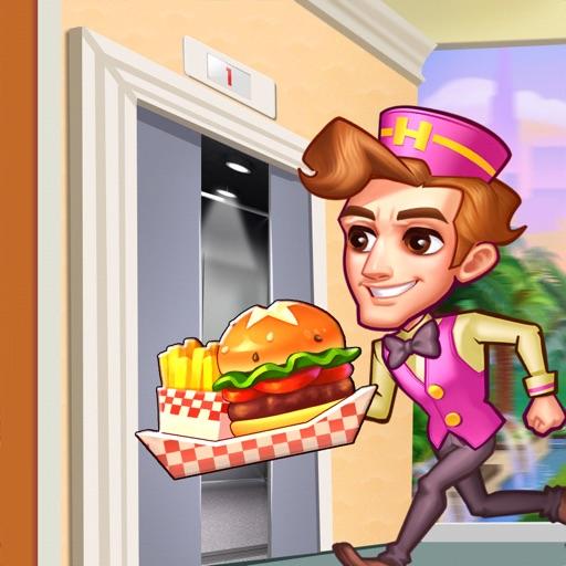 Hotel Craze™: Hotel Game