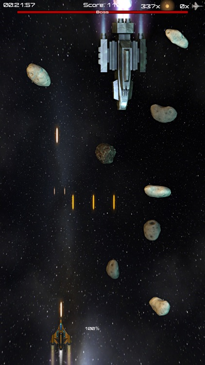 Horizon Space Shooter screenshot-7