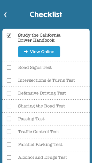 California DMV Written Test on the App Store