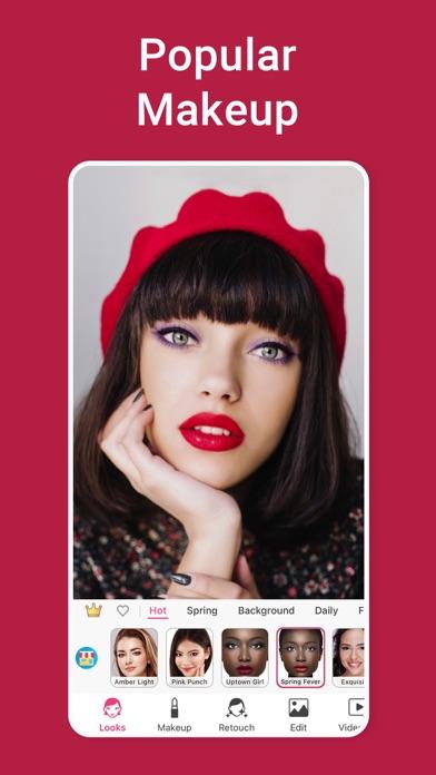 YouCam Makeup: Selfie Editor Screenshot