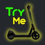 TryMe scooter на пк