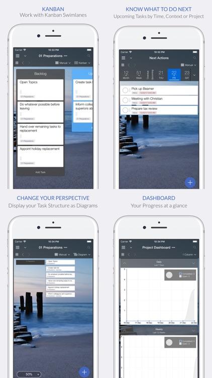 Organize:Pro - Task Manager screenshot-4