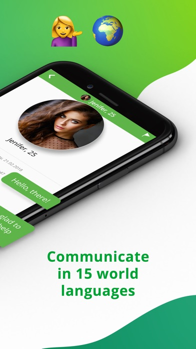 Video Chat & Call App - MeetWe Screenshot on iOS