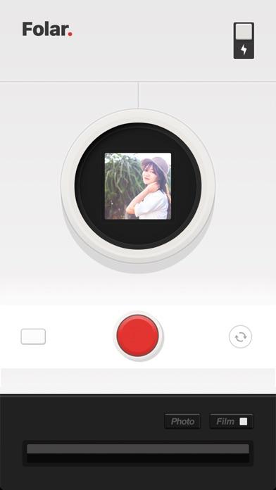 Folar - Instant film camera Screenshots