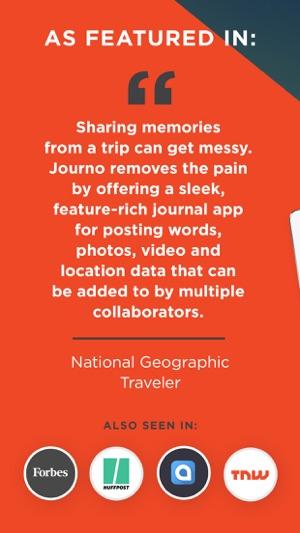 journo travel journal blog on the app store