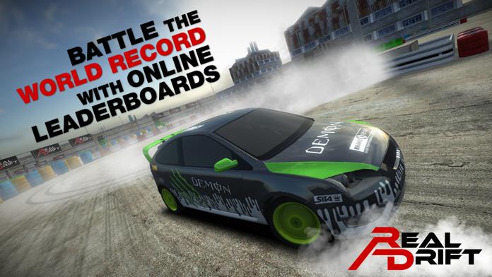 Real Drift Car Racing Screenshot