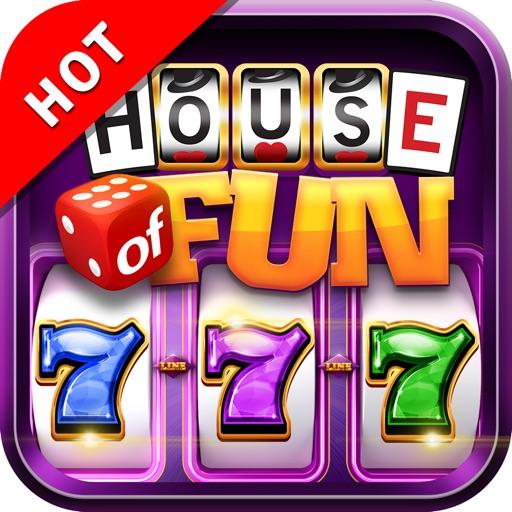 Slots Casino - House of Fun application logo
