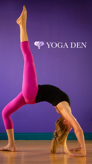 Yoga Den Health Spa - Corona screenshot one