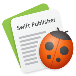 Ícone do app Swift Publisher 5