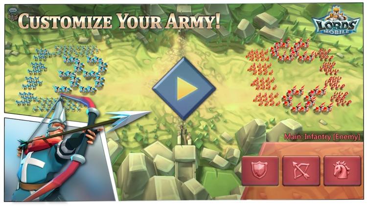 Lords Mobile: Tower Defense screenshot-0