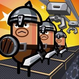 Hero Factory : Idle Tycoon