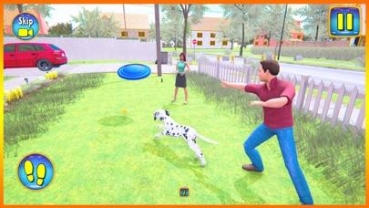 Happy Virtual Family Simulator screenshot 1