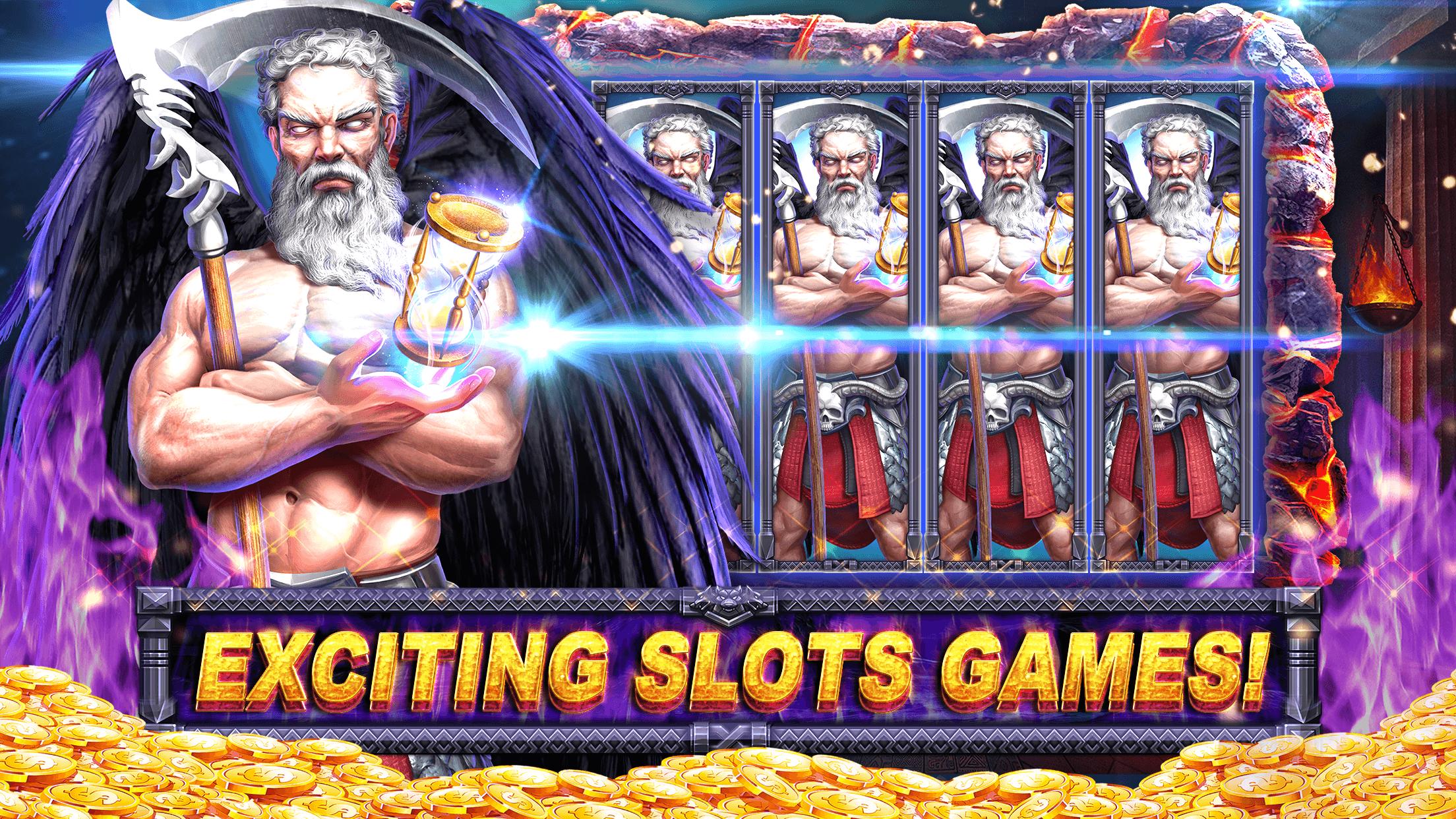 Slots Awe Vegas Casino Games™ screenshot 1