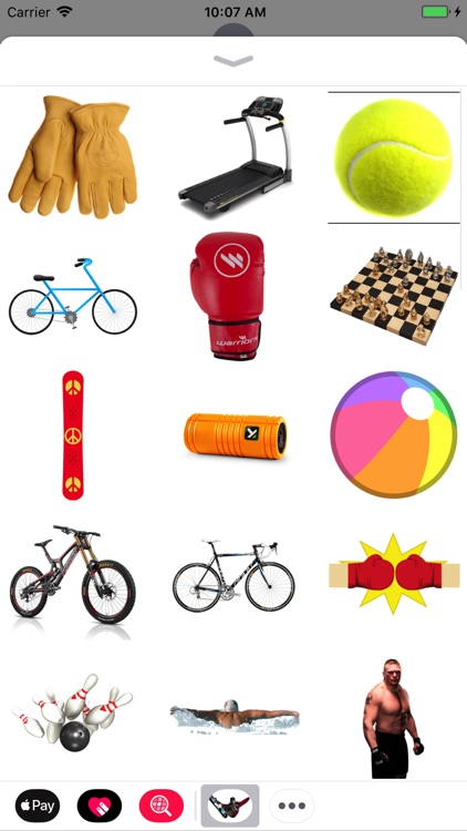 Fun Sports Stickers Pack