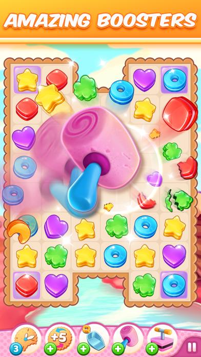 Cookie Crush! Match 3 Game screenshot 3