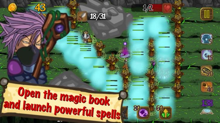 Horde's Chaos - Tower Defense screenshot-4