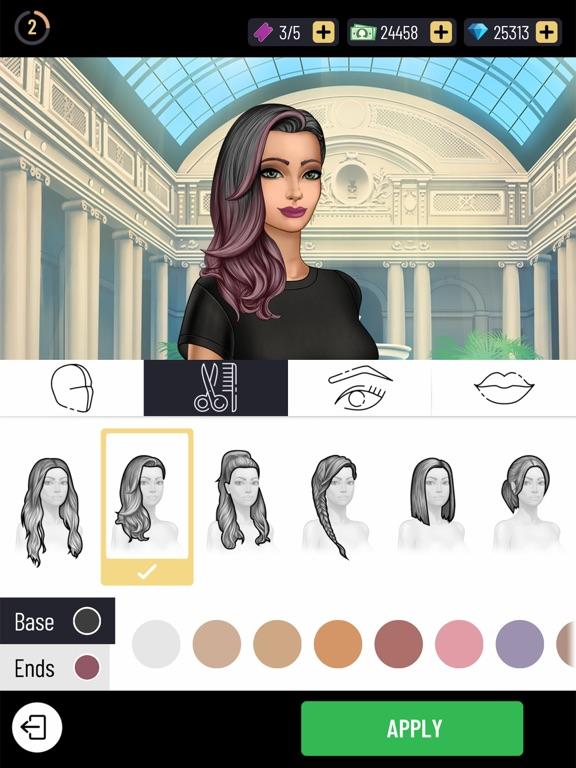 Pocket Styler: Fashion Stars screenshot 15