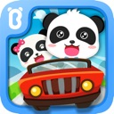 Panda Car Racing