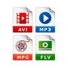 视频格式转换器 - 专业高效的视频格式转换工具
