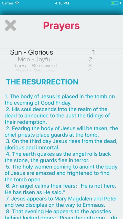 Holy Rosary — AMDG screenshot-4
