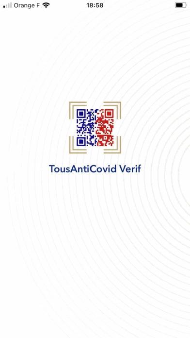 TousAntiCovid Verif