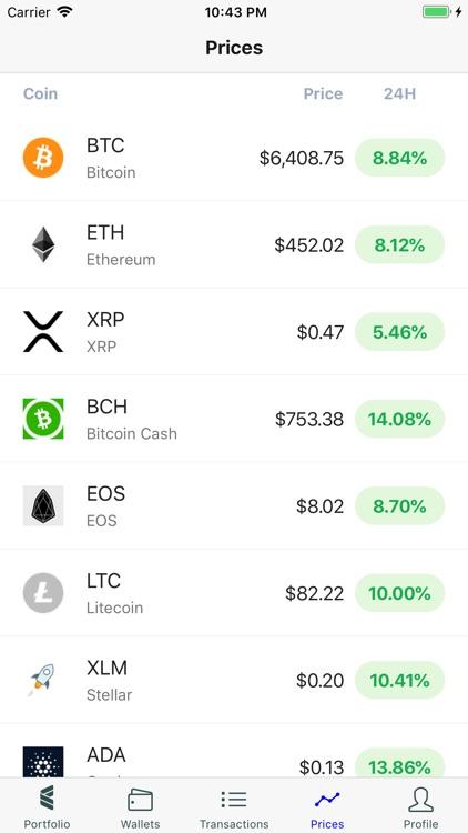 CoinTracker - Crypto Taxes