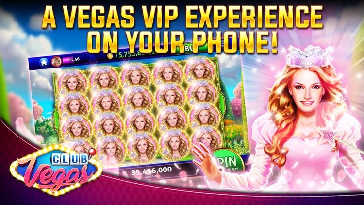 Club Vegas - NEW Slots Casino screenshot-0