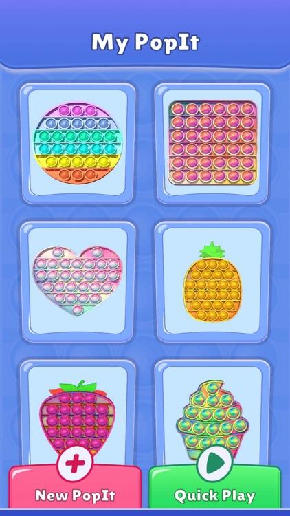 Pop It Magic - Fidget Toy Game screenshot-7