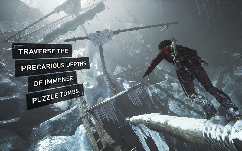 Rise of the Tomb Raider™ screenshot 4