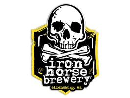 Iron Horse Brewery Stickers
