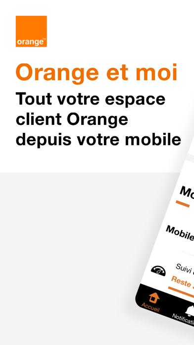 Orange et moi France
