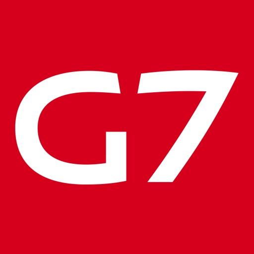 G7 Abonné - Commande de taxi