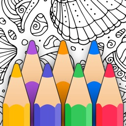 Adult Coloring Book - Colors