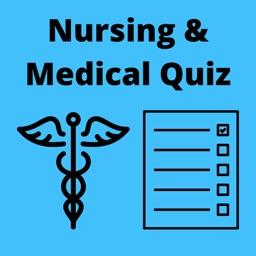 Nursing & Medical Quiz Set