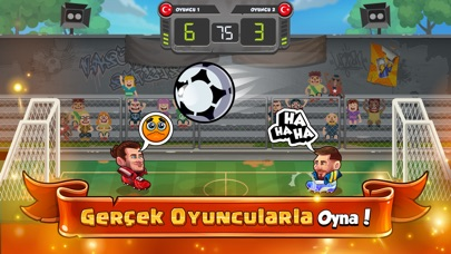 Screenshot for Kafa Topu 2 in Turkey App Store