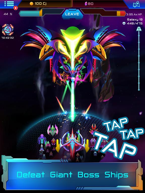Void Troopers : Sci-fi Tapper screenshot 9