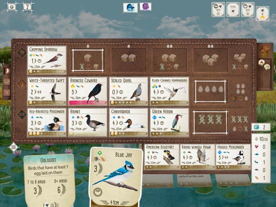 Wingspan: The Board Game screenshot 11