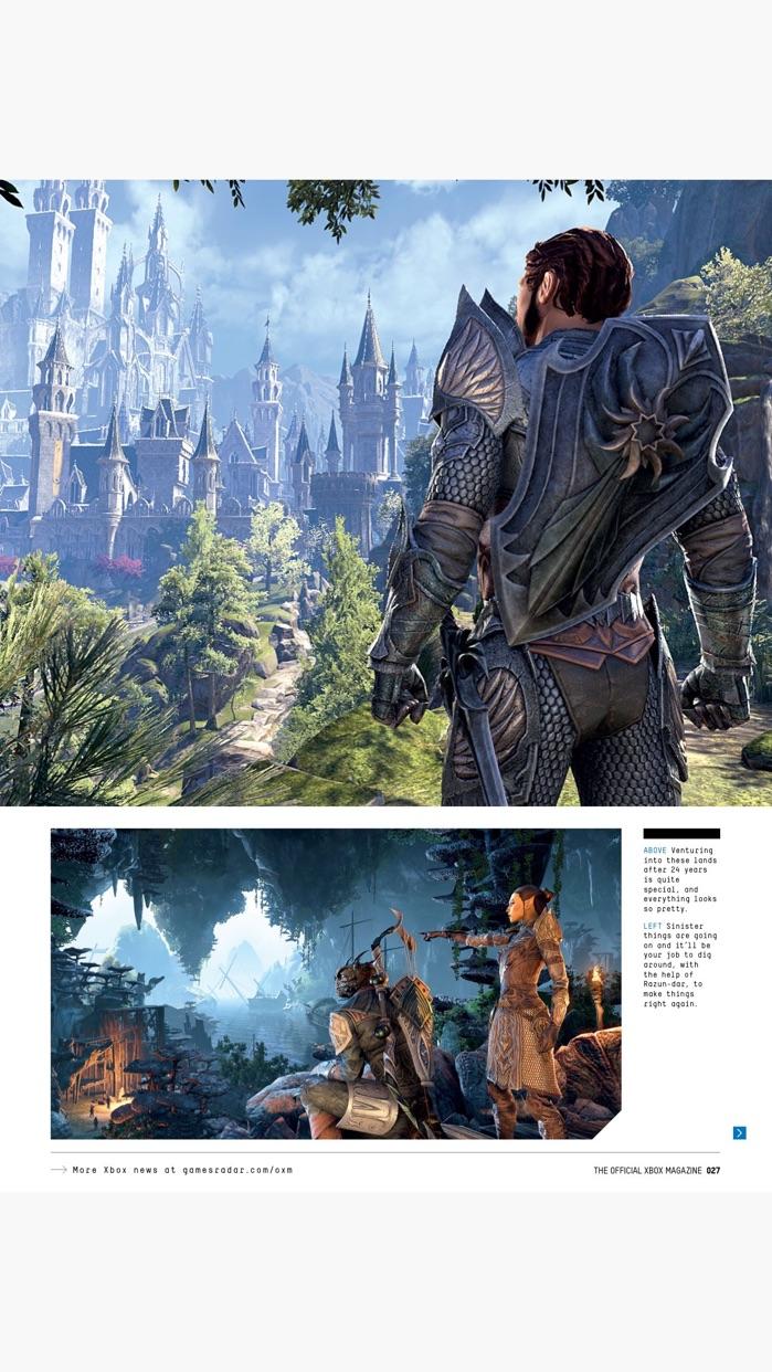 Official Xbox Magazine (US) Screenshot