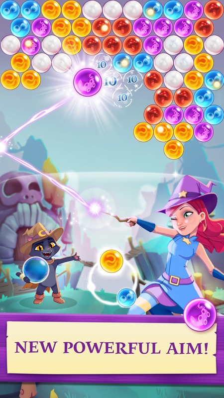 Bubble Witch 3 Saga Online Hack Tool