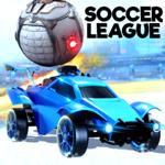 Rocket Football Car League на пк