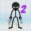 Gun Fu: Stickman 2 - iPhoneアプリ