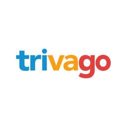 Ícone do app trivago: compare hotéis