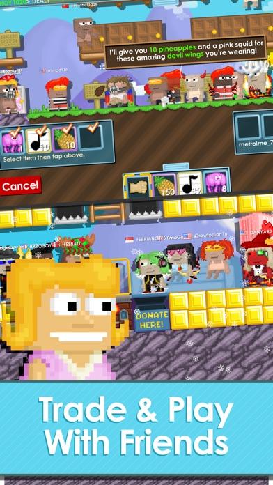 Growtopia Скриншоты6